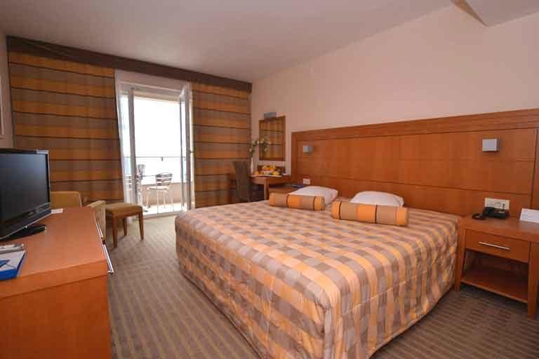 Hotel La Luna Novalja DZ mit Meerblick