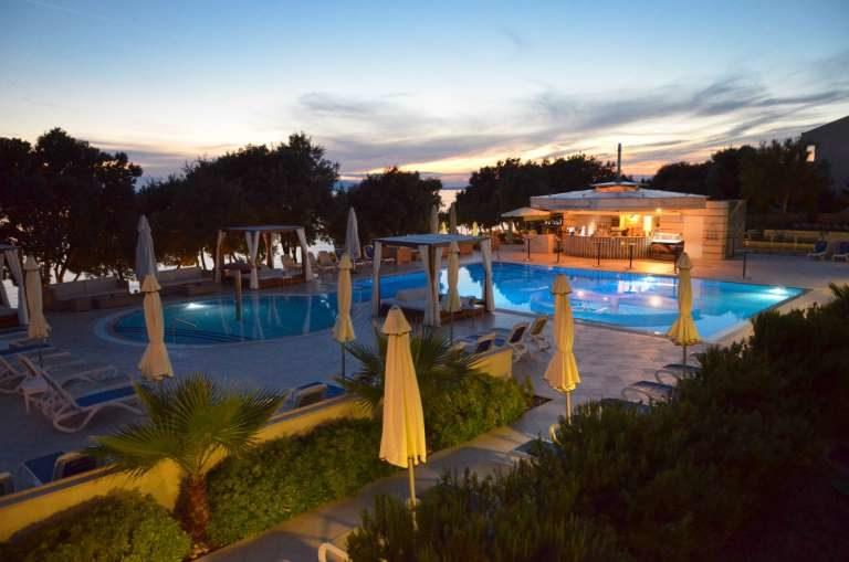 Hotel La Luna Novalja - Poolbar