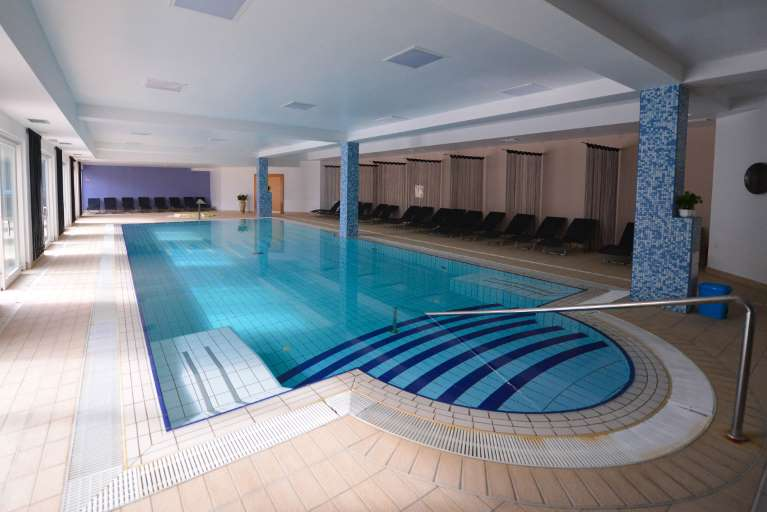 Hotel La Luna Novalja - Hallenbad