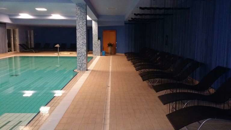 Hotel La Luna Novalja - Schwimmbad