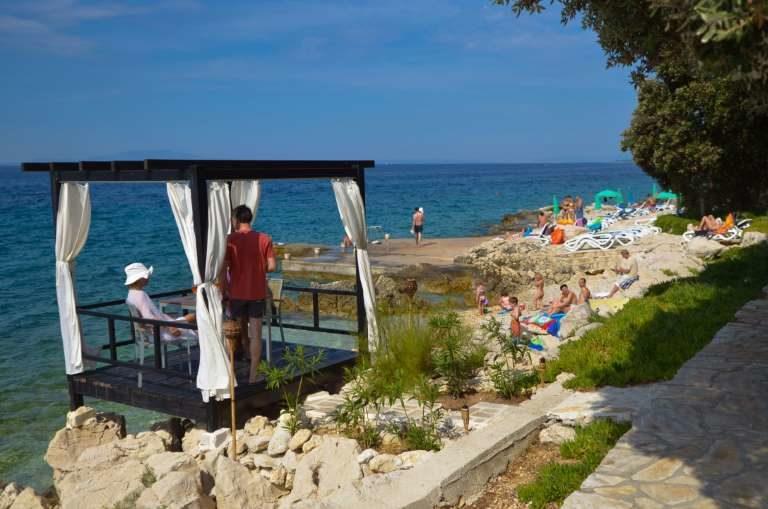 Hotel La Luna Strand-Restaurant