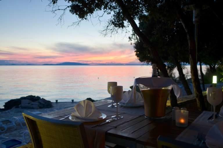 Hotel La Luna Restaurant Sundowner