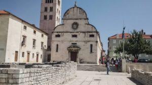 Kirche Heilige Maria in Zadar