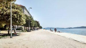 Promenade von Zadar