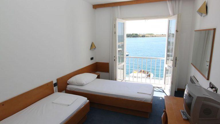 Zimmer vom Hotel Loza in Novalja