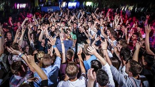 Zrce Beach Festival-Party