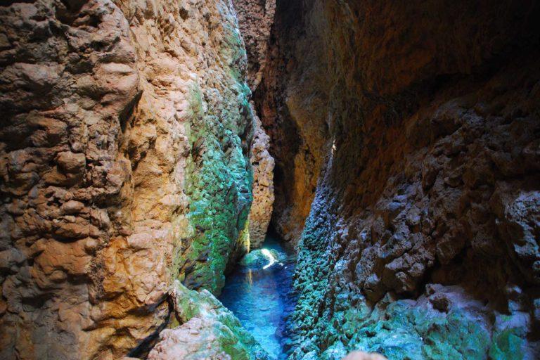 Pag Bay Cruise Höhle Špilja